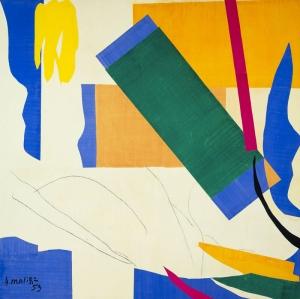 Henri Matisse Manzara Yağlı Boya Klasik Sanat Kanvas Tablo