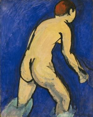 Henri Matisse Nü Yağlı Boya Klasik Sanat Canvas Tablo