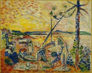 Henri Matisse Yasam 2 Yağlı Boya Klasik Sanat Canvas Tablo
