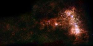 Hertzkel ve Spirzkel Dünya & Uzay Kanvas Tablo