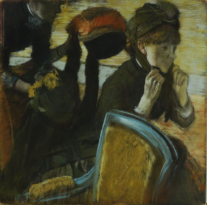Hilaire Germain Yağlı Boya Klasik Sanat Kanvas Tablo