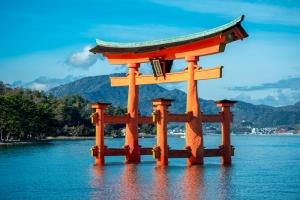 Hiroshima Mimari Unesco Dünya Kültür Mirasları Kanvas Tablo
