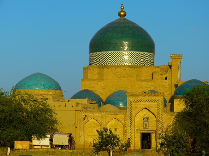 Hiva Khiva Unesco Dünya Kültür Mirasları Kanvas Tablo