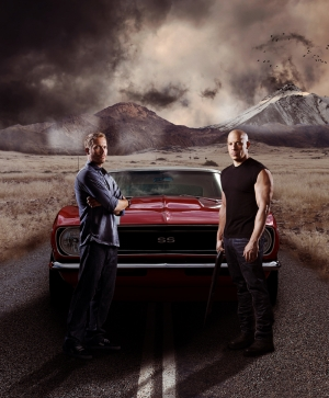 Hızlı ve Öfkeli Toretto ve Brian Tablo