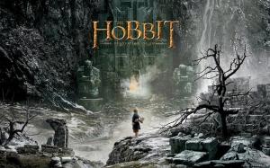 Hobbit Afiş Kanvas Tablo