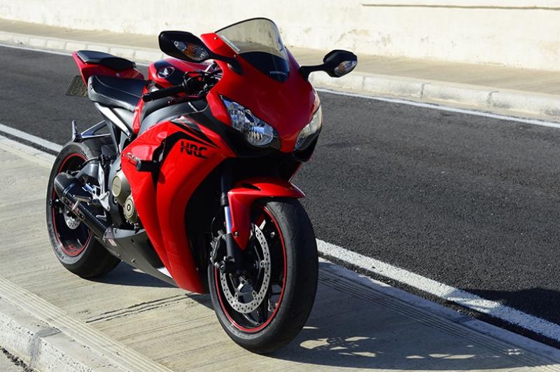 Hoda CBR Motorsiklet Araçlar Kanvas Tablo