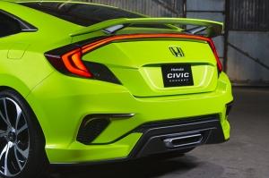 Honda Civic Otomobil Araçlar Kanvas Tablo