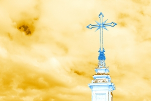 Hristiyanlık Dini & İnanç Kanvas Tablo