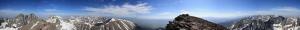 Humboldt Panaromik Kanvas Tablo