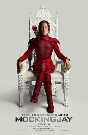 Hunger Games Açlık Oyunları Afiş Kanvas Tablo