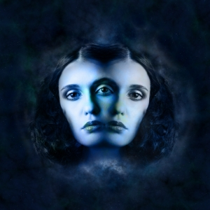İkizler Astroloji & Burçlar Kanvas Tablo