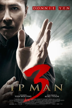 Ip Man-3 2016 Film Afişi Sinema Kanvas Tablo