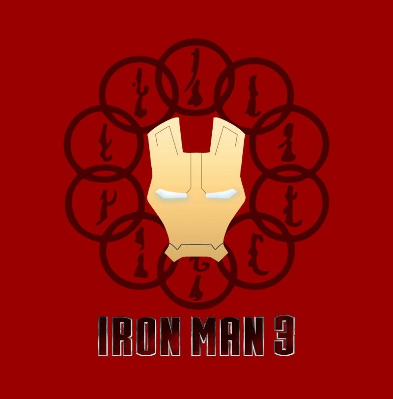 Iron Man Demir Adam 3 Kanvas Tablo 2