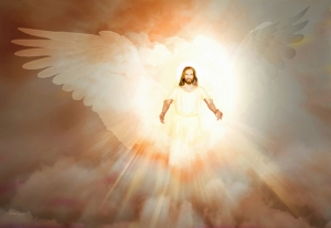 İsa'nın Dönüşü Dini & İnanç Kanvas Tablo