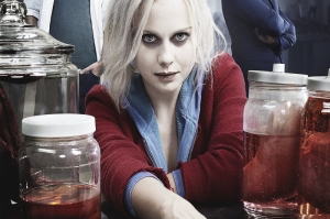 Izombie Poster-3 Kanvas Tablo