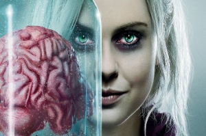 Izombie Poster Kanvas Tablo