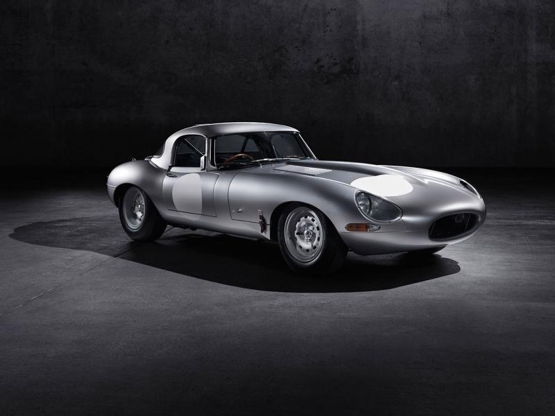 Jaguar 4 LWH Hero Klasik Otomobiller Eski Klasik Arabalar Kanvas Tablo