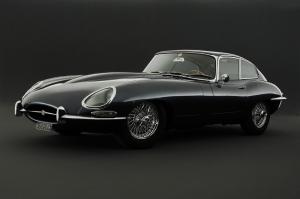 Jaguar E Tyre Spor Otomobil Araçlar Kanvas Tablo