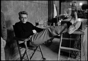 James Dean Ünlü Yüzler Kanvas Tablo