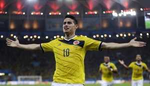 James Rodriguez Futbol Spor Kanvas Tablo