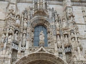 Jerome Manastırı Unesco Dünya Kültür Mirasları Kanvas Tablo