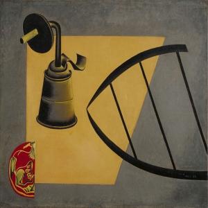 Joan Miro Yasam Stili Yagli Boya Klasik Sanat Kanvas Tablo