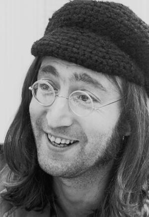 John Lennon Ünlü Yüzler Kanvas Tablo