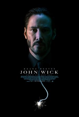 John Wick Afiş Kanvas Tablo