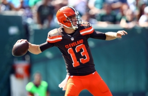 Josh Mccown Cleveland  Browns Spor Kanvas Tablo