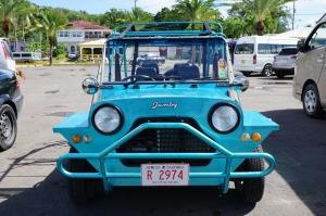 Jumby Antika Otomobil Araçlar Kanvas Tablo
