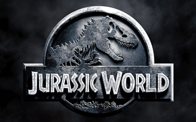 Jurassic World Afiş Kanvas Tablo 2