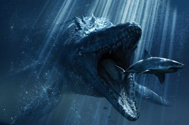 Jurrasic World 4 Sinema Kanvas Tablo