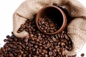 Kahve Çekirdeği 2 Lezzetler Kanvas Tablo
