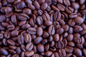 Kahve Çekirdekleri Lezzetler Kanvas Tablo