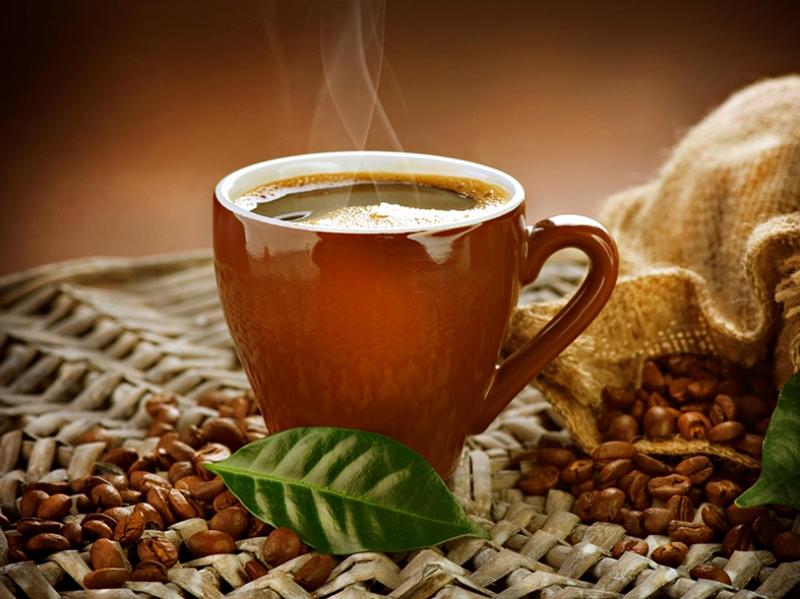 Kahve Sunum Lezzetler Kanvas Tablo