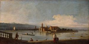 Kanala Giriş San Marco Venedik İtalya Deniz Şehir Manzaraları 10 Sanat Kanvas Tablo