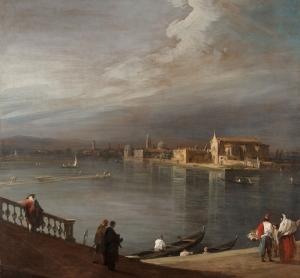 Kanala Giriş San Marco Venedik İtalya Deniz Şehir Manzaralari 17 Kanvas Tablo