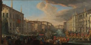 Kanala Giriş San Marco Venedik İtalya Deniz Şehir Manzaralari 9 Sanat Kanvas Tablo
