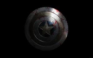 Kaptan Amerika Kalkan Marvel Popüler Kültür Kanvas Tablo