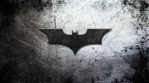 Kara Şövalye Logo Batman Süper Kahramanlar Kanvas Tablo