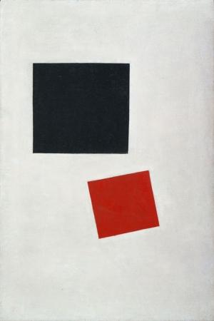 Kazimir Malevich Dorduncu Renk Olcusu Yagli Boya Klasik Sanat Kanvas Tablo