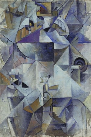 Kazimir Malevich Soyut Abstract Yagli Boya Klasik Sanat Kanvas Tablo