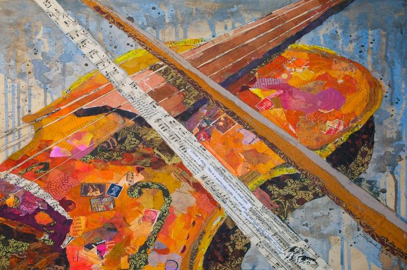 Kemana Sanatsal Bir Bakış Modern Sanat Kanvas tablo