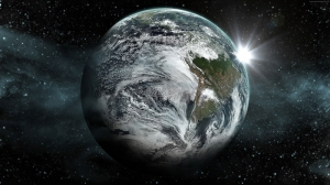 Kepler Dünya & Uzay Kanvas Tablo