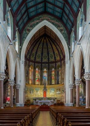 Kilise Dini & İnanç Kanvas Tablo