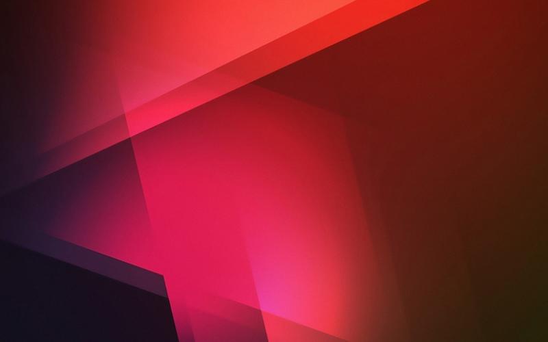 Kırmızı Çizgiler 2 Abstract Dijital ve Fantastik Kanvas Tablo
