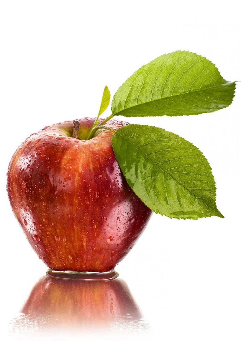 Kırmızı Yeşil Elmalar 1 Lezzetler Kanvas Tablo