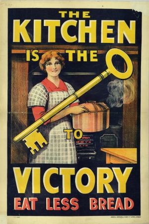 Kitchen Poster Retro & Motto Kanvas Tablo
