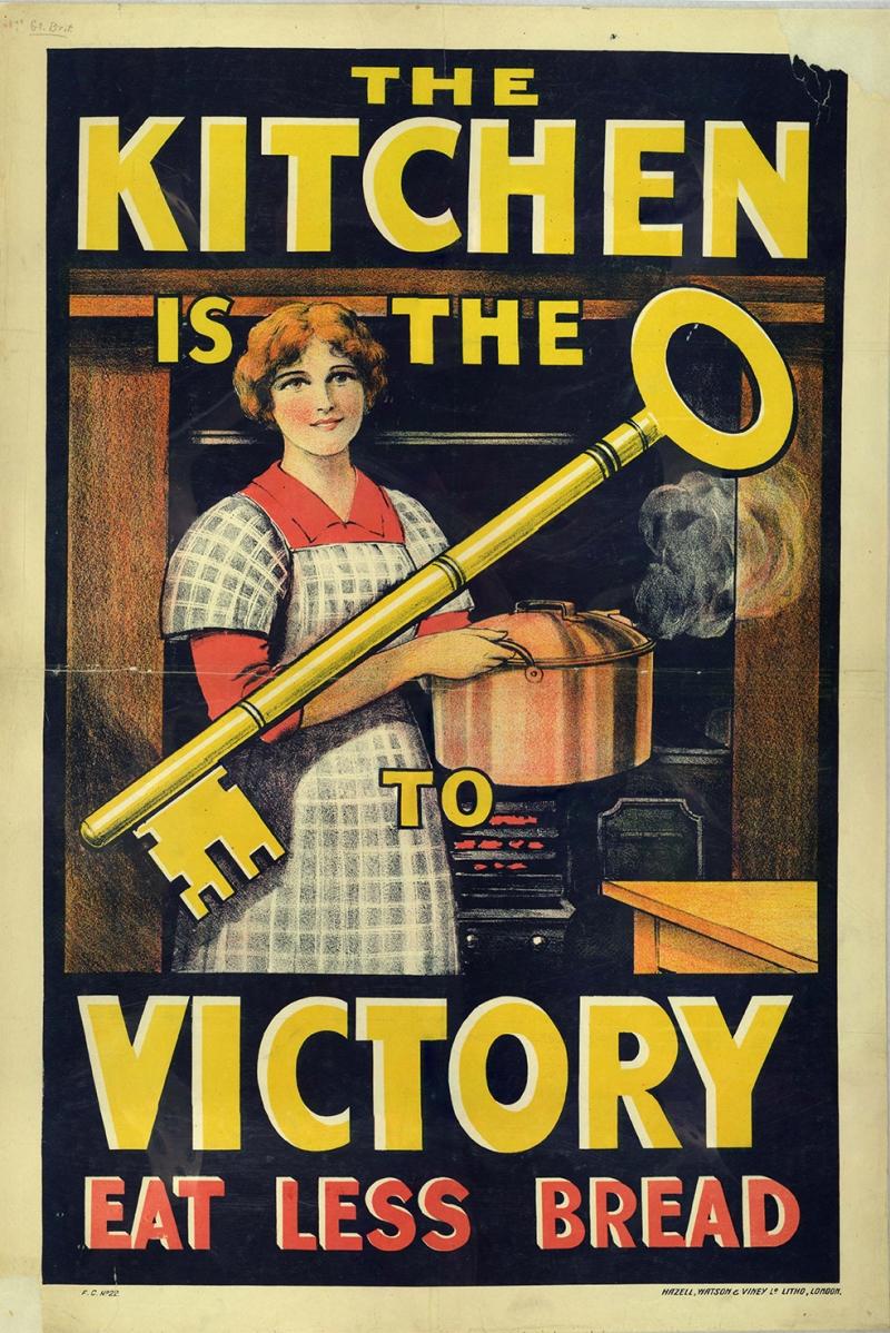Kitchen Poster Retro & Motto Kanvas Tablo