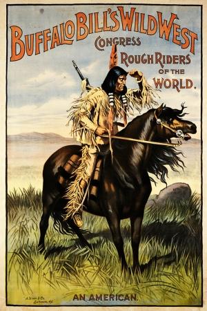 Kızıl Derililer Amerikan Yerlileri-13 Film Afişleri Kanvas Tablo